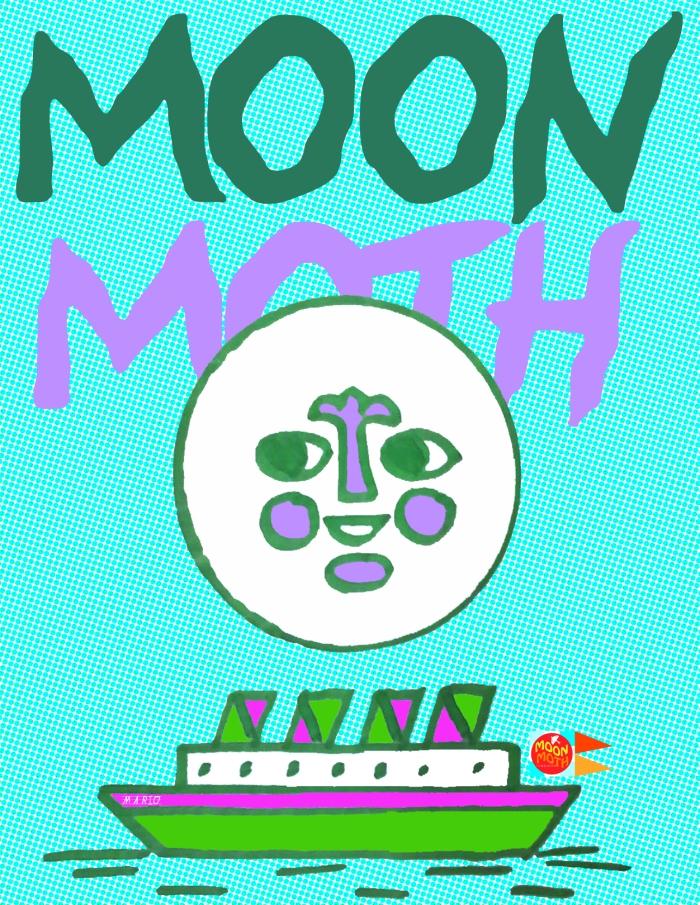 MOON MOT CREATIVE AD
